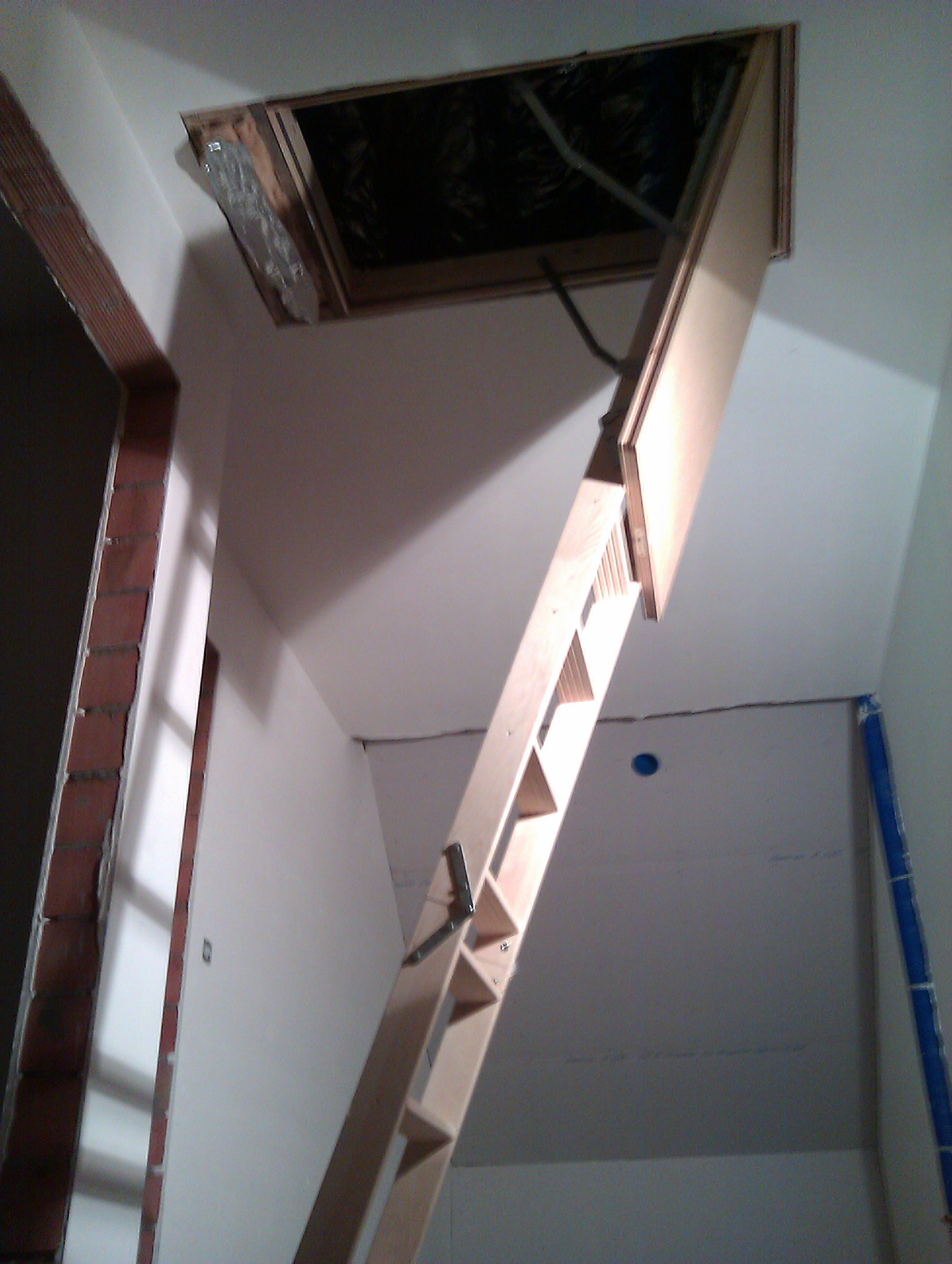 Inbouwspots Keuken Gamma : Inbouwspots + verwarming + zoldertrap Ons Bouwavontuur