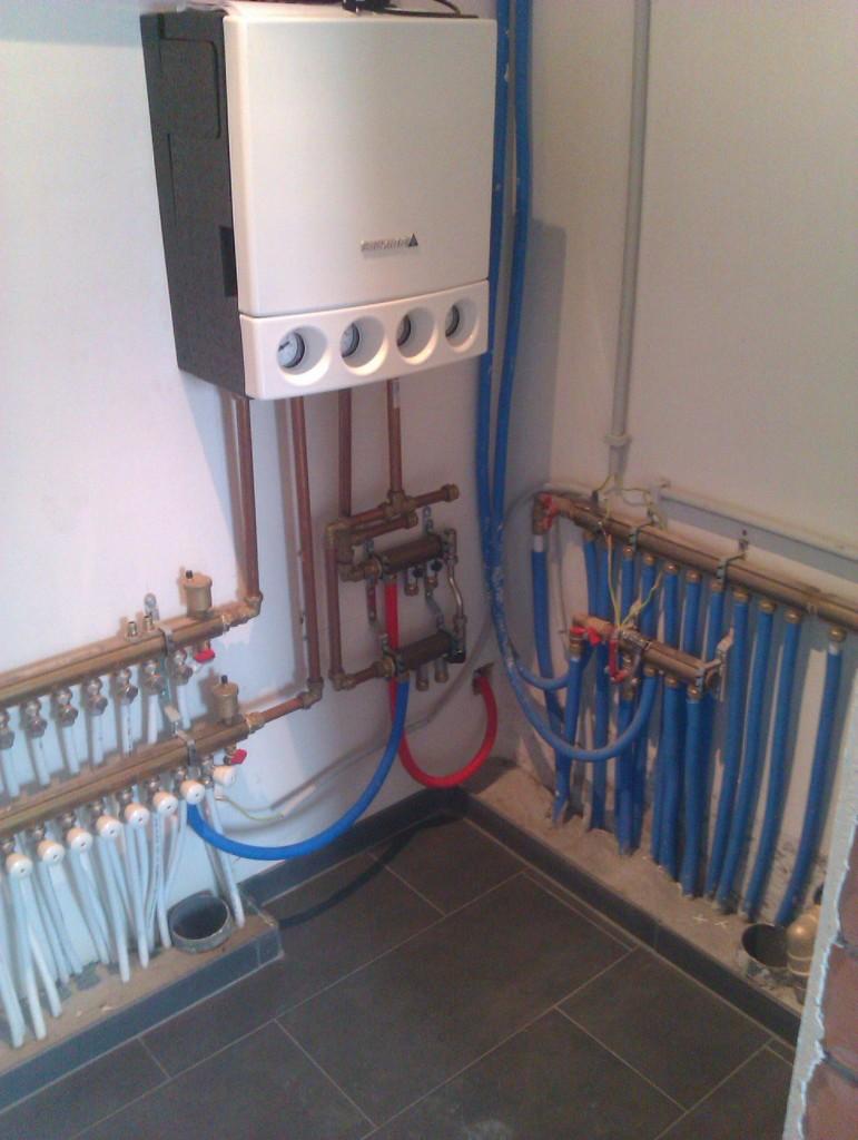 Foto 39 s gezocht van installatie vvw bouwinfo for Installatie badkamer