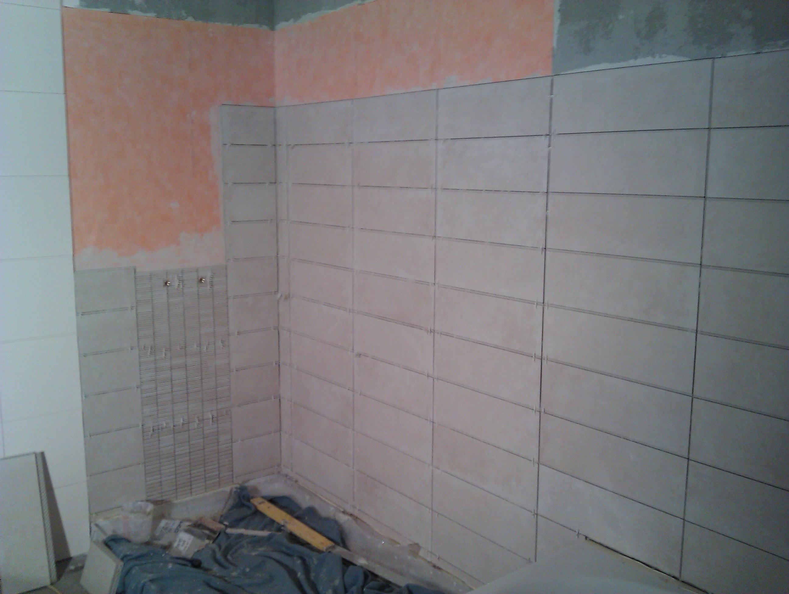 Vloeren en tegelen ons bouwavontuur - Mozaiek douche ...