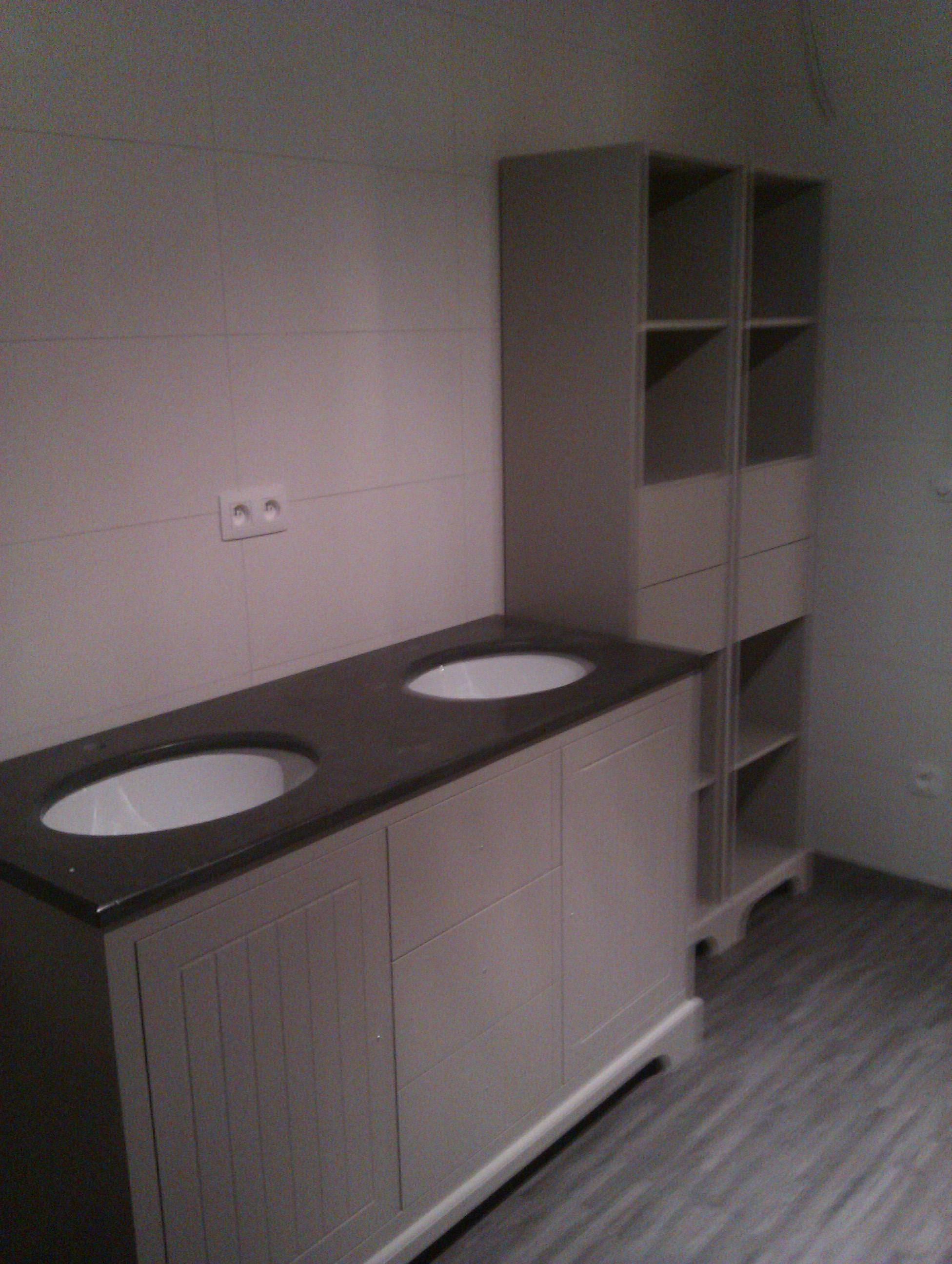 Goedkope Nieuwe Badkamer ~ Afwerking ? Badkamer  Ons Bouwavontuur